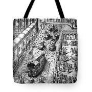 Venice: Procession Tote Bag