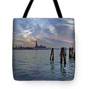 Venice San Giorgio Maggiore Tote Bag
