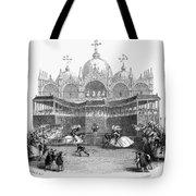 Venice: Tournament Tote Bag