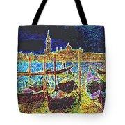 Venice Venezia Glow Tote Bag