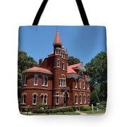 Ventress Hall Ole Miss Tote Bag