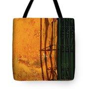 Verde Jaula Tote Bag by Skip Hunt