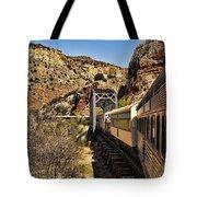 Verde Valley Railway Tote Bag