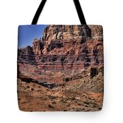 Vermilion Cliffs Arizona Tote Bag