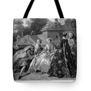 Versailles: Court Life Tote Bag