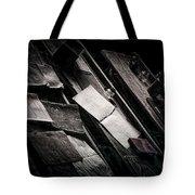 Vertigo Learning Tote Bag