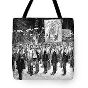 Veteran March, 1876 Tote Bag by Granger