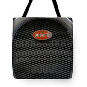 Veyron Grill Tote Bag