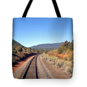via Train 658 Tote Bag