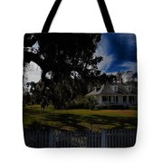 Vibrant Plantation Tote Bag