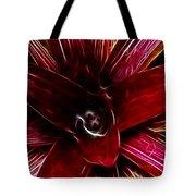 Vibrant Succulent  Macro Tote Bag