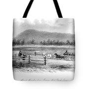 Victoria, Australia, 1856 Tote Bag