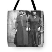 Victorian Ladies Tote Bag