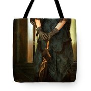 Victorian Lady  Tote Bag