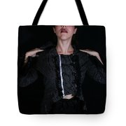 Victorian Portrait Color 1 Tote Bag