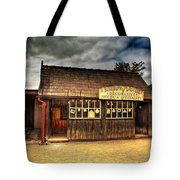 Victorian Shop Tote Bag by Adrian Evans