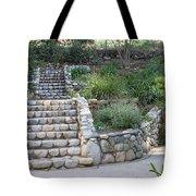 Victorian Stairway Tote Bag