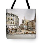 Vienna, 1779 Tote Bag