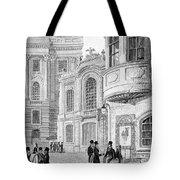Vienna: Hofburgtheater Tote Bag