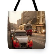 Vienna In The Afternoon Tote Bag