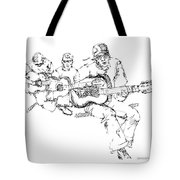 Vietnam War Art-3 Tote Bag