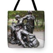 Vietnam Women's Memorial Tote Bag