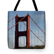 View By The Bay Tote Bag