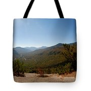 View From Frankenstein Cliff Tote Bag