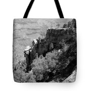 View From Grand Canyon Village Tote Bag