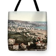 View From Mustapha - Algiers Algeria Tote Bag