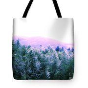 View From Paradise Farm Tote Bag