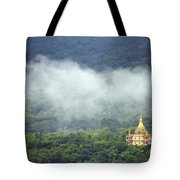 View From Phu Si Hill Tote Bag