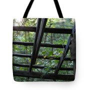 View From The Drying Room Tote Bag