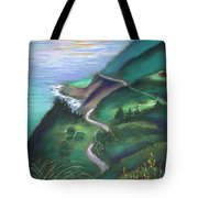 View From The Hermitage Tote Bag