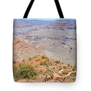 View From The South Kaibab Trail II Tote Bag