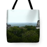 View From The Top Of The World Tote Bag
