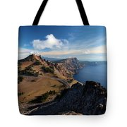 View From Watchman Tote Bag