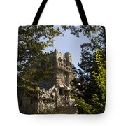 View Of Gillette Castle Tote Bag
