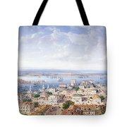 View Of Sebastopol  Tote Bag