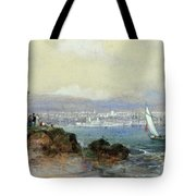View Of Sydney Harbour Tote Bag