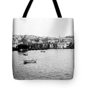 View Of Tophane - Istanbul - From The Sea - Turkey Tote Bag