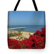 View Over Paradise Tote Bag