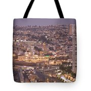 Views From Paseo Atkinson, On Cerro Tote Bag