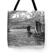 Vikings: North America Tote Bag