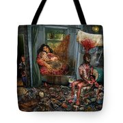 Vile World To View Tote Bag