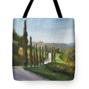 Casa Benne Villa Road Tote Bag
