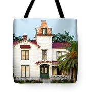 Villa Villekulla The Pippi Longstocking House Amelia Island Florida Tote Bag