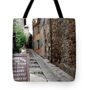 Village Alley Tote Bag