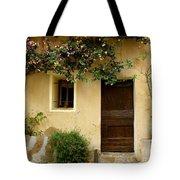 Village House In Bormes Tote Bag