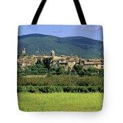Village Of Lourmarin. Luberon. Vaucluse Tote Bag